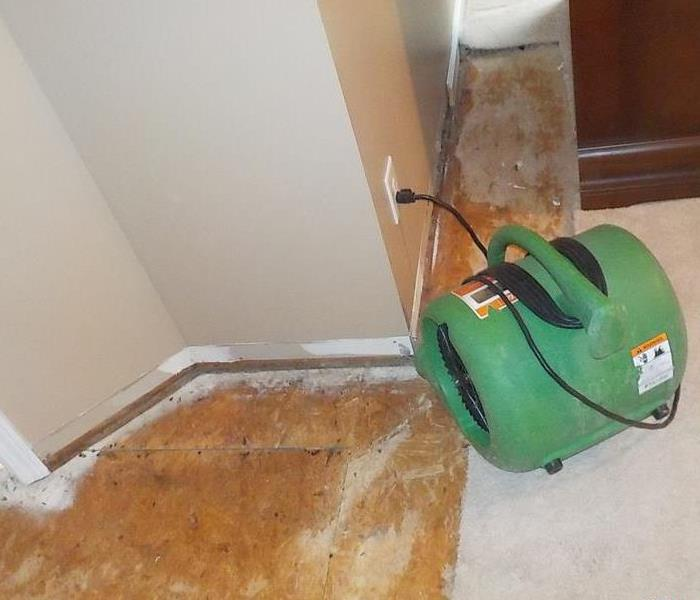 Water Damage Loss in Charlotte, NC After