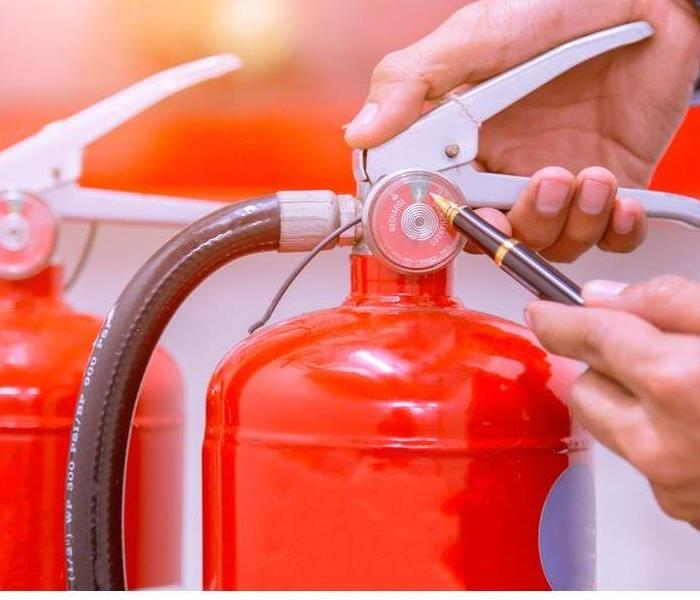 Fire Damage Demystifying Fire Extinguisher Use