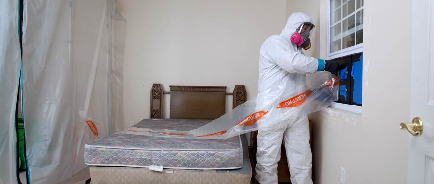 Charlotte, NC biohazard cleaning