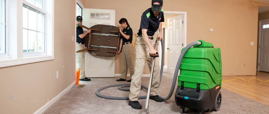 Charlotte, NC residential restoration cleaning